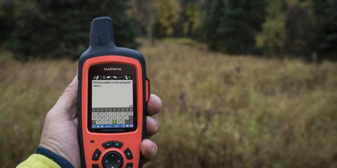 inReach SE®+ oraz inReach Explorer®+ — pierwsze komunikatory satelitarne firmy Garmin®