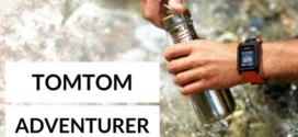 TOMTOM Zegarek outdoorowy ADVENTURER