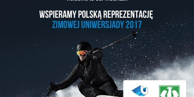 Dare 2b ubiera polskich reprezentantów na Zimową Uniwersjadę
