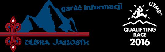 Ultra Janosik 2017 – garść informacji