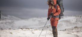 Zimowy trekking
