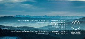 Regatta Ultra Trail Małopolska 2017 – najniższe opłaty startowe tylko do dzisiaj do 23:59!