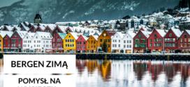 Bergen zimą – pomysł na kilkudniową wycieczkę