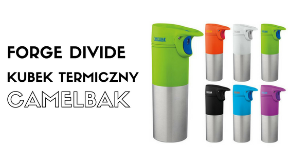 CAMELBAK Kubek termiczny FORGE DIVIDE