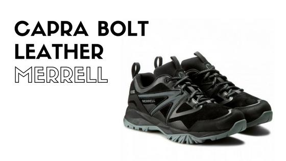 MERRELL Buty CAPRA LEATHER BOLT