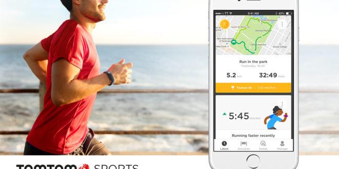 Nowa aplikacja TomTom Sports już dostępna na polskim rynku