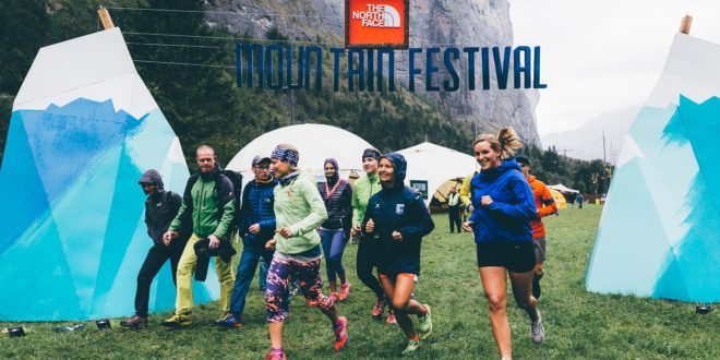 The North Face Mountain Festival 2017. Niezapomniana przygoda w szwajcarskim Lauterbrunnen
