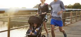 Bieganie z wózkiem coraz popularniejsze – krótki poradnik aktywnych rodziców