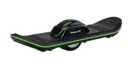 Surfboard Kawasaki – elektryczna deskorolka jak z filmu Powrót do przyszłości – dostępna w Polsce