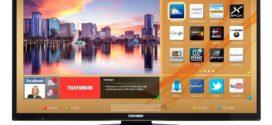 Nowy 32 calowy telewizor TELEFUNKEN, czyli smart TV  w wersji ekonomicznej