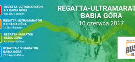 Regatta Ultramaraton Babia Góra – do końca marca niższe opłaty