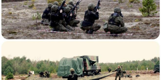 WAR RACE bieg z przeszkodami czyli sportowa rywalizacja  w wojskowym stylu