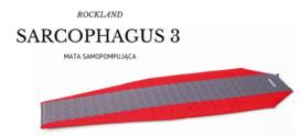 ROCKLAND Mata samopompująca SARCOPHAGUS 3