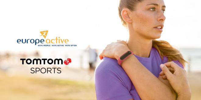 TomTom Sports i EuropeActive łączą siły