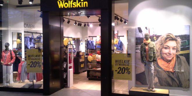 Nowa odsłona sklepu Jack Wolfskin w Złotych Tarasach