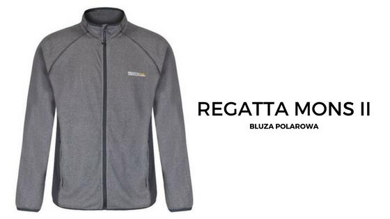 REGATTA Bluza polarowa MONS II