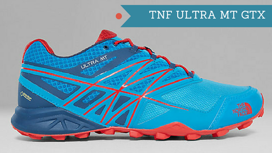 THE NORTH FACE Buty biegowe ULTRA MT GTX