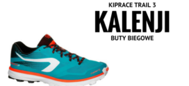 KALENJI Buty biegowe KIPRACE TRAIL 3