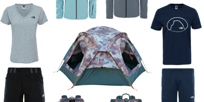 Weekendowy camping z The North Face