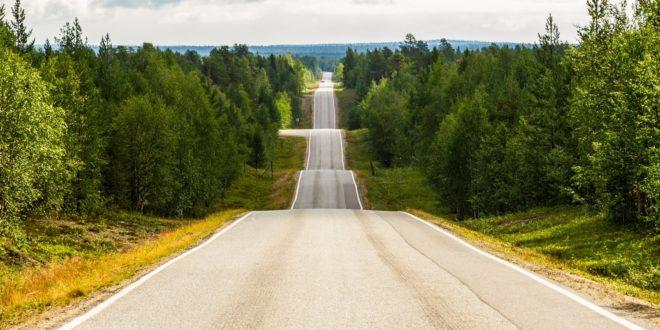 Odkryj najlepsze podróże z TomTom Road Trips