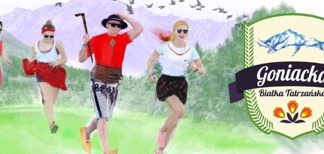 2. Piknik Biegowy GONIACKA 2017