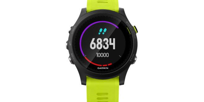 Forerunner® 935 – najwyższej klasy biegowy i triathlonowy zegarek GPS z pomiarami wydolności i nadgarstkowym pomiarem tętna