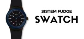 SWATCH Zegarek automatyczny SISTEM FUDGE