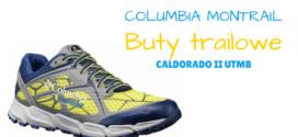 COLUMBIA MONTRAIL Buty CALDORADO II UTMB