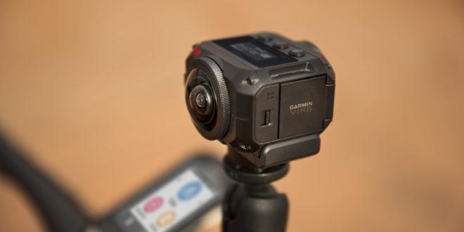 VIRB® 360: doświadcz przestrzeni dzięki kamerze 360° 5.7K od Garmin®