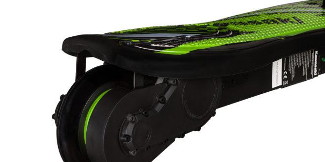 Elektryczna hulajnoga Kawasaki już dostępna w Polsce