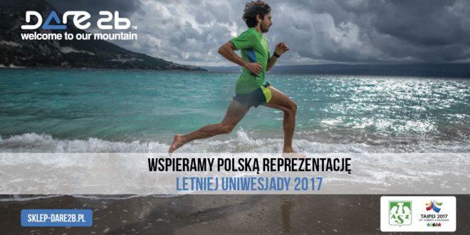 Kibicujemy reprezentantom Polski podczas letniej Uniwersjady