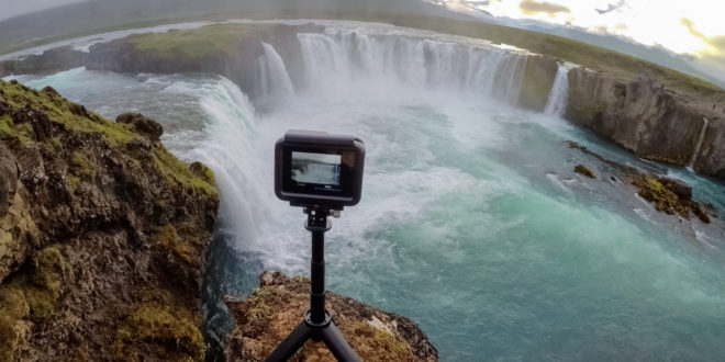 GoPro HERO6 wyznacza nowe standardy jakości i stabilizacji obrazu  oraz łatwej obsługi