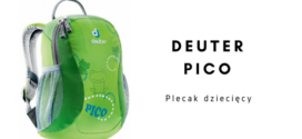 Deuter Plecak dziecięcy PICO