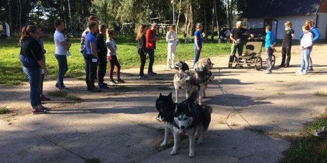 Kanada w Gdańsku? Szkolenie Jack Wolfskin 2017