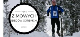 TOP 5 zimowych biegów górskich w Polsce