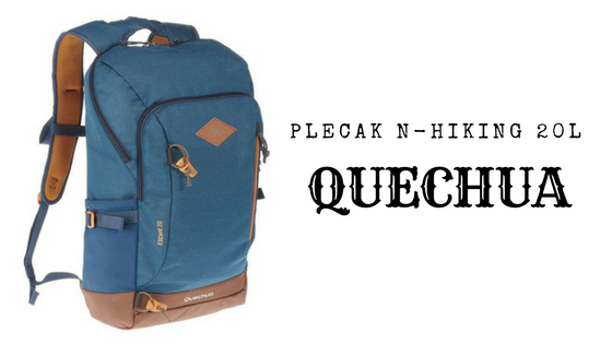 QUECHUA Plecak N-HIKING 20L