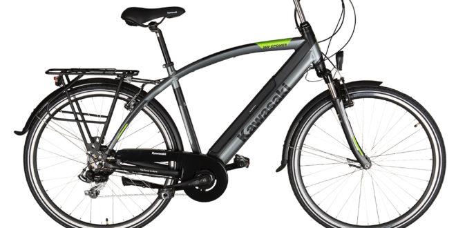 Elektryczne rowery renomowanej firmy Kawasaki dla niej i dla niego dostępne w Polsce