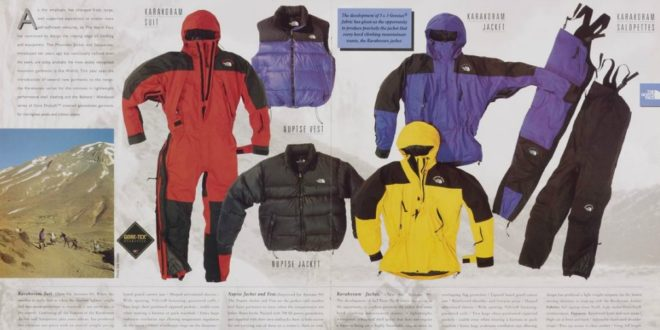 The North Face 1992 Nuptse Jacket. Stworzona w Nepalu, ikona stylu na nowojorskich ulicach