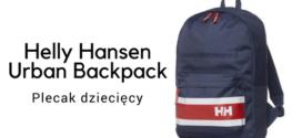 HELLY HANSEN Plecak dziecięcy URBAN BACKPACK