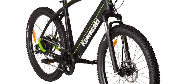Międzynarodowe Święto Roweru z nowym elektrycznym rowerem Kawasaki