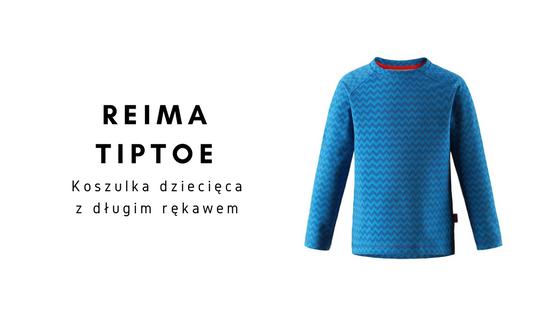 REIMA Koszulka dziecięca TIPTOE