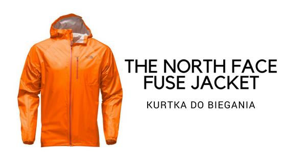 THE NORTH FACE Kurtka biegowa FLIGHT SERIES FUSE JACKET