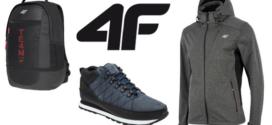 Outdoorowo i stylowo – zestaw 4F na jesień nie tylko do miasta
