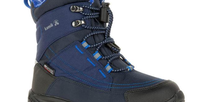 O czym należy pamiętać kupując buty zimowe dla dziecka?