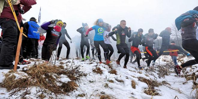 Pierwszy górski zimowy! Runmageddon w Wierchomli