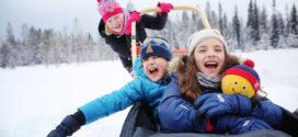 Reima rzuca wyzwanie dzieciom na całym świecie, by spędziły milion godzin w ruchu