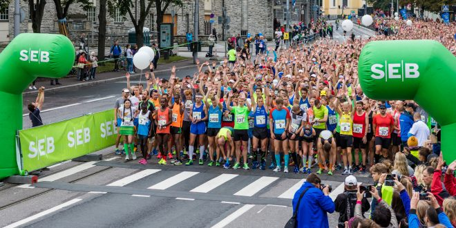 Tallinna Maraton – wywiad z organizatorem [PL & EN]