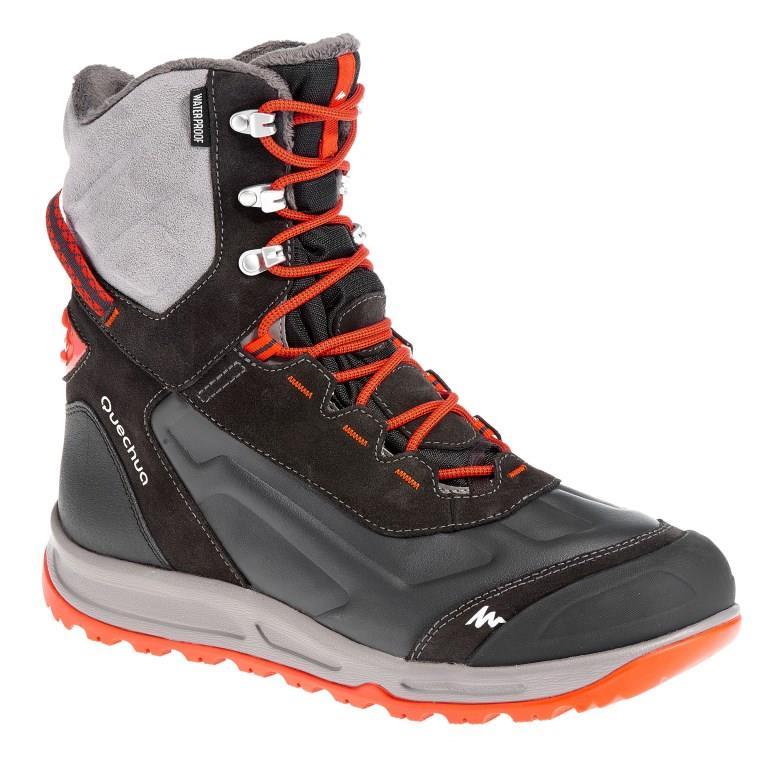 c44d44ce2 Decathlon, buty turystyczne ciepłe Forclaz 900 wodoodporne, Quechua