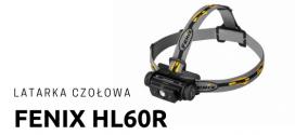 FENIX Latarka czołowa HL60R