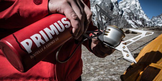 Zimowe gotowanie z Primusem